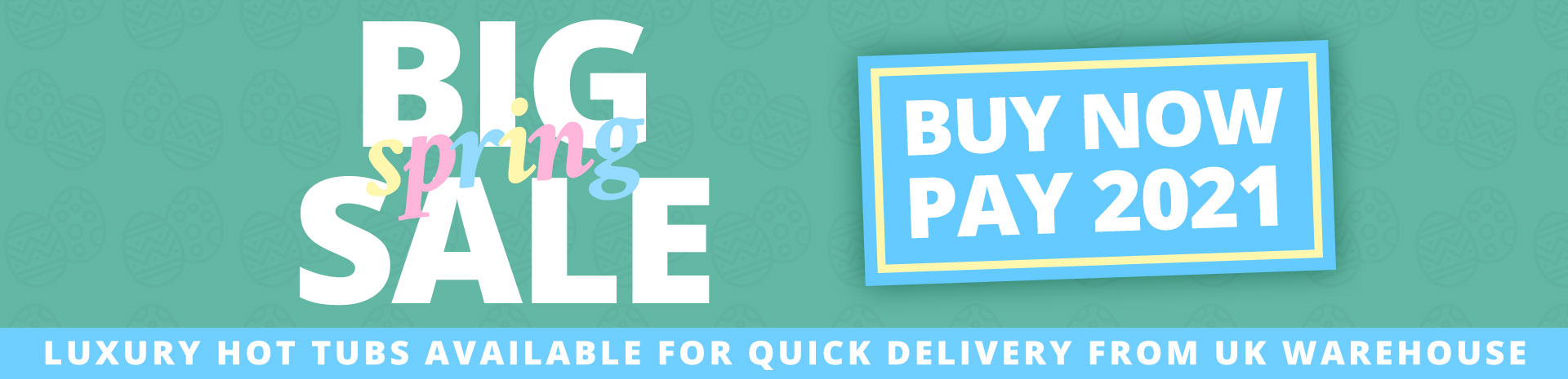 The BIG Hot Tub Sale at Award Leisure Warwickshire | Quick Hot Tub Delivery