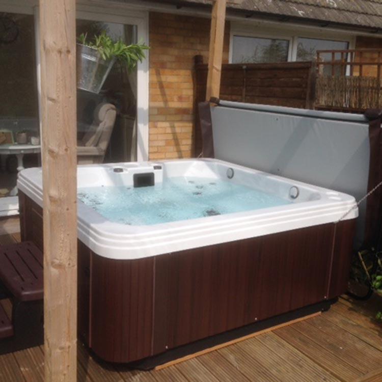 Baron 5 Person Hot Tub | Regency Collection | Award Leisure Warwickshire