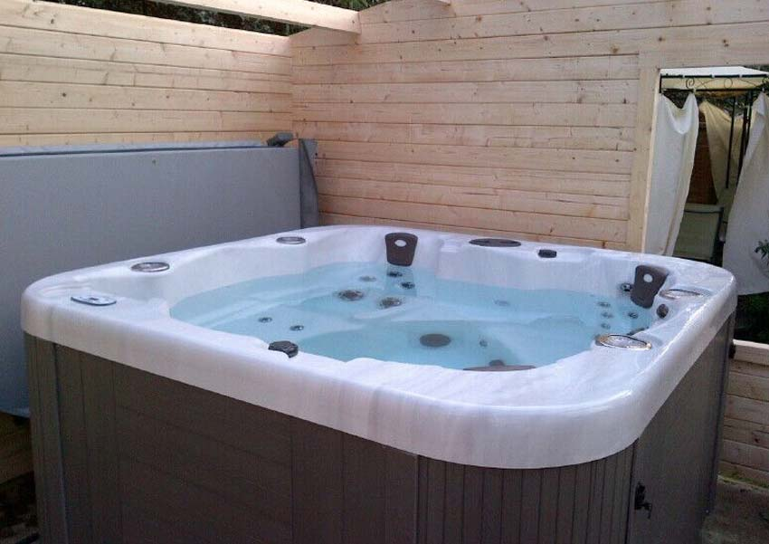 Princess 5 Person Hot Tub | Regency Collection | Award Leisure ...