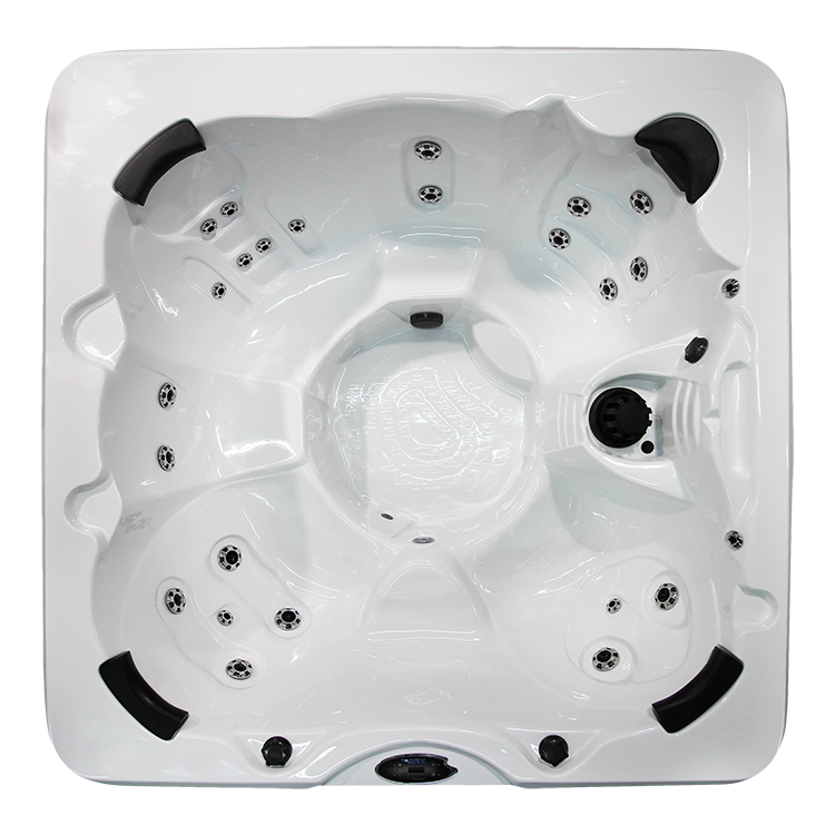 Coast Spas 7B Hot Tub