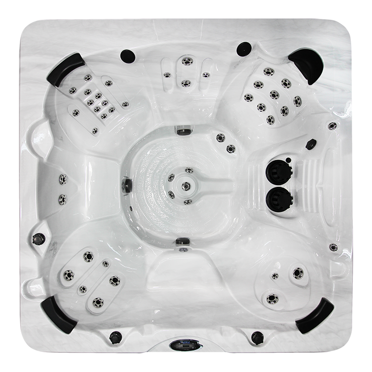 Coast Spas 8B Hot Tub