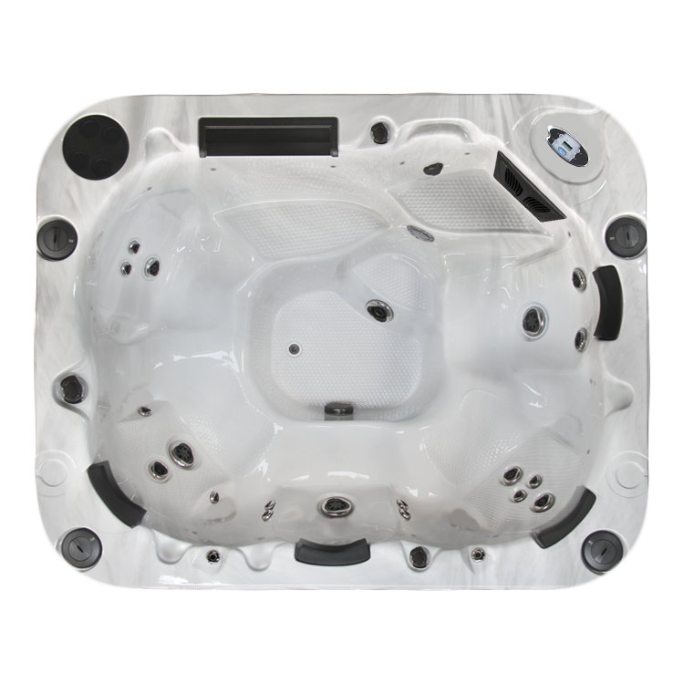 Coast Spas Alpha 6 Person Hot Tub