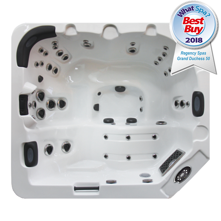 Grand Duchess Regency Collection Hot Tub