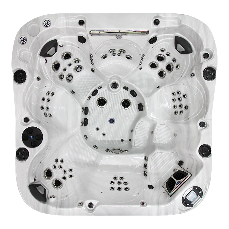 Coast Spas Apex B Curve Hot Tub